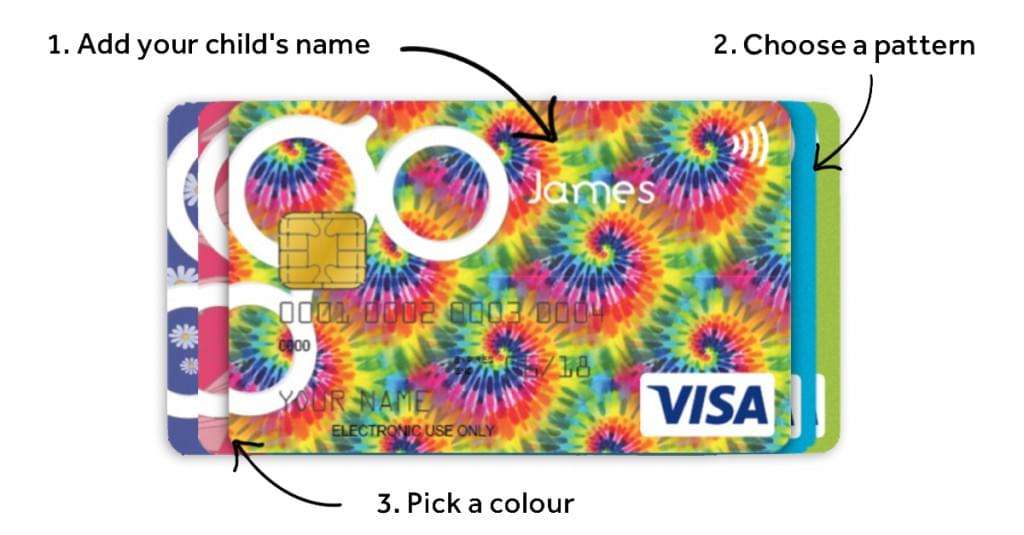 contactless child card